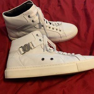 Versace hightop shoes
